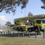 Firefighters could be forced to borrow unregistered truck from CSIRO to fight multistorey fires